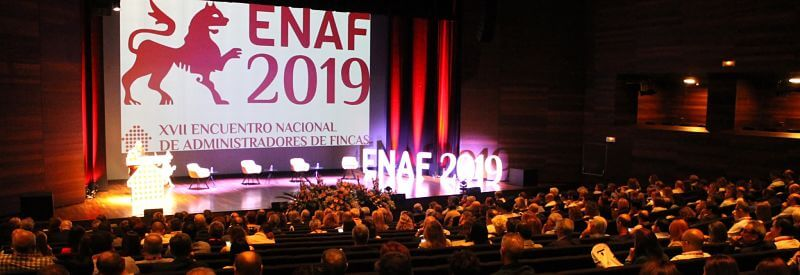 ENAF 2019 la sala
