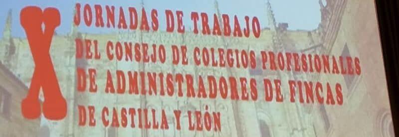 jornadas Salamanca cartel